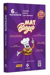 Ekstra Yayıncılık - Ekstra Yayıncılık 6. Sınıf Matematik Matburger Soru Bankası