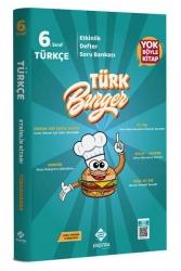 Ekstra Yayıncılık - Ekstra Yayıncılık 6. Sınıf Türkçe Türkburger Soru Bankası