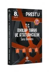 Ekstra Yayıncılık - Ekstra Yayınları 8. Sınıf LGS T.C İnkılap Tarihi ve Atatürkçülük Prestij Soru Bankası