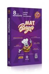 Ekstra Yayıncılık - Ekstra Yayınları 8.Sınıf LGS Matburger Matematik Soru Bankası