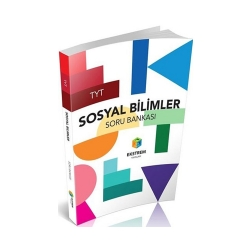 Ekstrem Yayınları - Ekstrem Yayınları TYT Sosyal Bilimler Soru Bankası