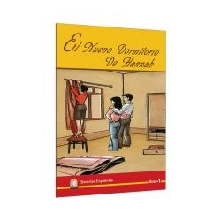 Kapadokya Yayınları - İspanyolca Hikaye El Nuevo Dormıtorıo De Hannah - Kapadokya Yayınları
