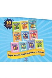 Hoya - Ela ile Can Seti-10 Kitap Takım Hoya