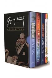 - Elhamra Yayınları Gazi Mustafa Kemal Koleksiyonu 4 Kitap Takım