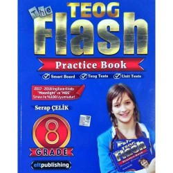 Elt Publishing - Elt Publishing Flash Grade 8 Practice Book