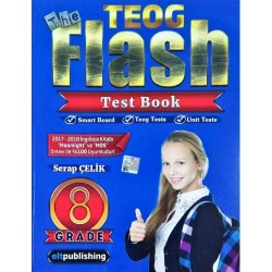 Elt Publishing - Elt Publishing Flash Grade 8 Test Book