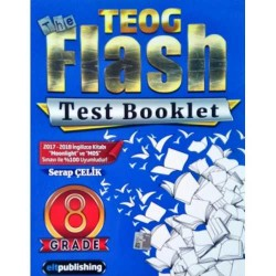 Elt Publishing - Elt Publishing Flash Grade 8 Test Booklet
