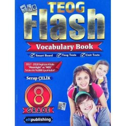 Elt Publishing - Elt Publishing Flash Grade 8 Vocabulary Book