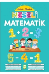 Ema Kitap - Ema Kitap Eğitici Öğretici Neşeli Matematik