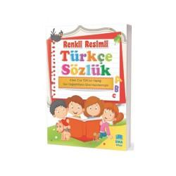 Ema Kitap - Ema Kitap Renkli Resimli Türkçe Sözlük