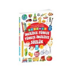 Ema Kitap - Ema Kitap Resimli İngilizce-Türkçe/Türkçe-İngilizce Sözlük