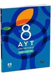 Endemik Yayınları - Endemik Yayınları AYT Eşit Ağırlık Video Çözümlü 8 Deneme