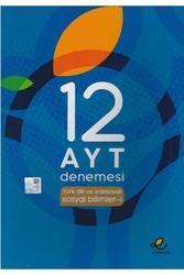 Endemik Yayınları - Endemik Yayınları AYT Türk Dili ve Edebiyatı Sosyal Bilimler-1 12 Deneme