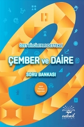 Endemik Yayınları - Endemik Yayınları Özet Bilgilerle Destekli Çember ve Daire Soru Bankası