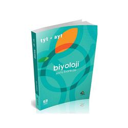 Endemik Yayınları - Endemik Yayınları TYT AYT Biyoloji Soru Bankası