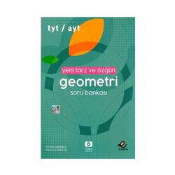 Endemik Yayınları - Endemik Yayınları TYT AYT Geometri Özet Bilgilerle Destekli Yeni Tarz ve Özgün Soru Bankası