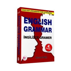 Pelikan Yayıncılık - Pelikan Yayınları English Grammar – İngilizce Gramer