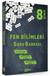 Enpro Yayıncılık - Enpro Yayınları 8. Sınıf Fen Bilimleri Soru Bankası