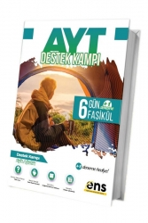 ENS Yayıncılık - ENS Yayıncılık AYT Eşit Ağırlık 6 Destek Kampı