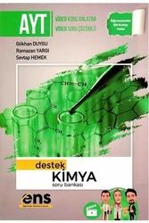 ENS Yayıncılık - ENS Yayıncılık AYT Kimya Destek Soru Bankası