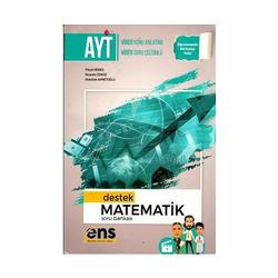 ENS Yayıncılık - ENS Yayıncılık AYT Matematik Destek Soru Bankası