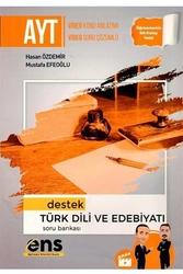 ENS Yayıncılık - ENS Yayıncılık AYT Türk Dili ve Edebiyatı Destek Soru Bankası