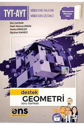 ENS Yayıncılık - ENS Yayıncılık TYT AYT Geometri Destek Soru Bankası