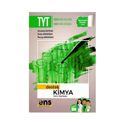 ENS Yayıncılık TYT Kimya Destek Soru Bankası