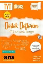 ENS Yayıncılık - ENS Yayıncılık TYT Türkçe Destek Defteri