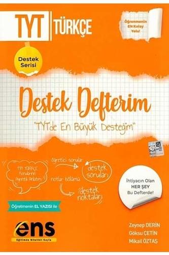 ENS Yayıncılık TYT Türkçe Destek Defteri