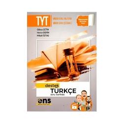 ENS Yayıncılık - ENS Yayıncılık TYT Türkçe Destek Soru Bankası