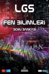 Ephesus Yayınları - Ephesus Akademi LGS Fen Bilimleri Soru Bankası