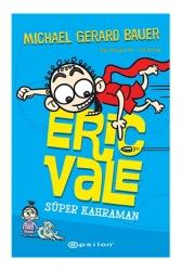 Epsilon Yayınevi - Epsilon Yayınları Süper Kahraman Eric Vale Ciltli