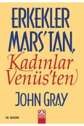 Altın Kitaplar Yayınevi - Erkekler Marstan Kadınlar Venüsten Altın Kitaplar