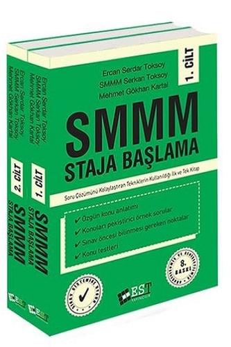 EST Yayınları SMMM Staja Başlama Konu Anlatımlı 2 Cilt Set