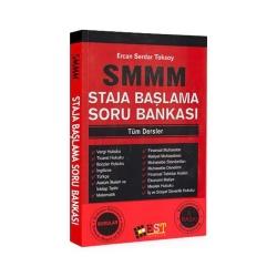 EST Yayıncılık - EST Yayınları SMMM Staja Başlama Tüm Dersler Soru Bankası
