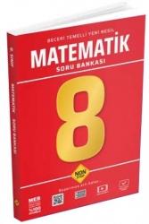 Europa Yayınları - Europa Yayınları 8. Sınıf Matematik Non Stop Soru Bankası