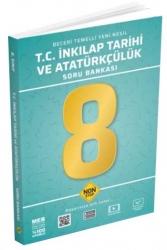 Europa Yayınları - Europa Yayınları 8. Sınıf T.C. İnkılap Tarihi ve Atatürkçülük Non Stop Soru Bankası