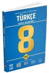Europa Yayınları - Europa Yayınları 8. Sınıf Türkçe Non Stop Soru Bankası