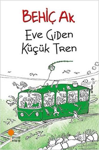 Eve Giden Küçük Tren Günışığı Kitaplığı