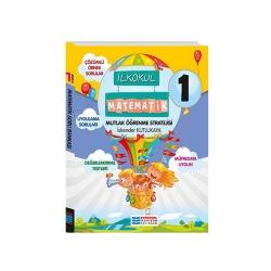 Evrensel İletişim Yayınları - Evrensel İletişim Yayınları 1. Sınıf Matematik Mutlak Öğrenme Kitabı