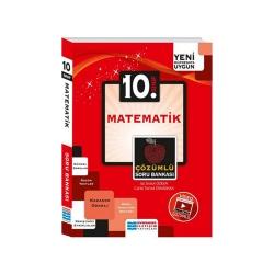Evrensel İletişim Yayınları - Evrensel İletişim Yayınları 10. Sınıf Matematik Video Çözümlü Soru Bankası