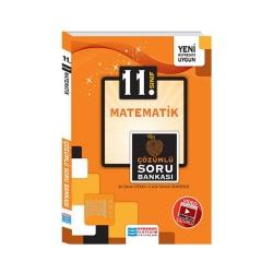 Evrensel İletişim Yayınları - Evrensel İletişim Yayınları 11. Sınıf Matematik Video Çözümlü Soru Bankası