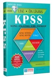 Evrensel İletişim Yayınları - Evrensel İletişim Yayınları 2020 KPSS Lise Ön Lisans Konu Anlatımlı Soru Bankası