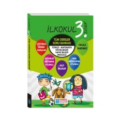 Evrensel İletişim Yayınları - Evrensel İletişim Yayınları 3. Sınıf Tüm Dersler Soru Bankası