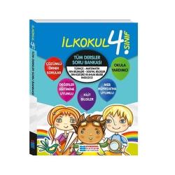 Evrensel İletişim Yayınları - Evrensel İletişim Yayınları 4. Sınıf Tüm Dersler Soru Bankası