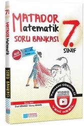 Evrensel İletişim Yayınları - Evrensel İletişim Yayınları 7. Sınıf Matematik Matador Video Çözümlü Soru Bankası