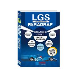 Evrensel İletişim Yayınları - Evrensel İletişim Yayınları 8. Sınıf LGS Başlangıç Düzeyi K Serisi Paragraf Soru Bankası