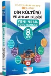 Evrensel İletişim Yayınları - Evrensel İletişim Yayınları 8. Sınıf LGS Din Kültürü ve Ahlak Bilgisi Video Çözümlü Soru Bankası