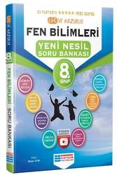 Evrensel İletişim Yayınları - Evrensel İletişim Yayınları 8. Sınıf LGS Fen Bilimleri Video Çözümlü Soru Bankası